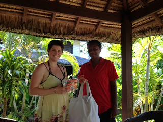 VANUATU DONATION OF BABYGROWS