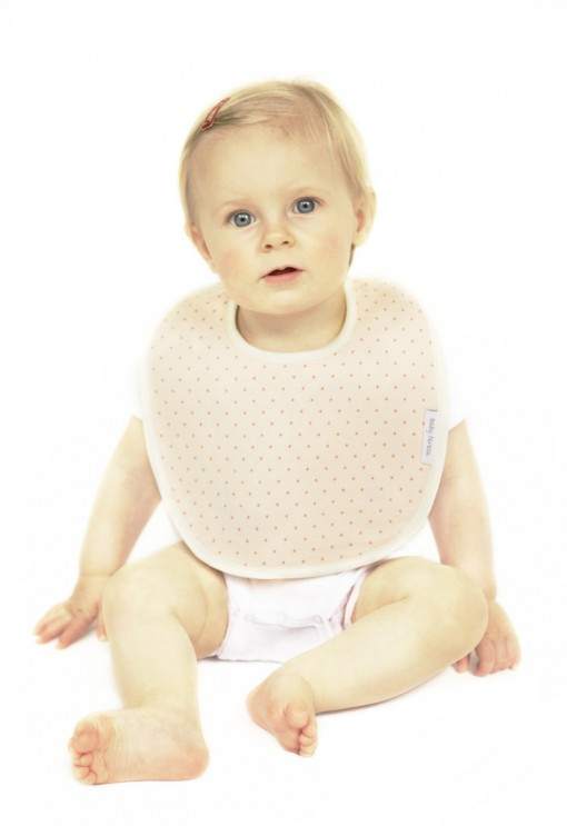 Organic-cotton-reversible-bib-pink