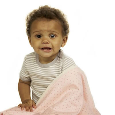 100% organic cotton baby wear that gives back to children in need all over the world