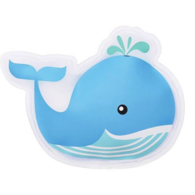 Blue whale cool it